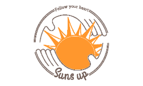 Suns up